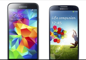 Data recovery for Samsung Galaxy S4 and S5