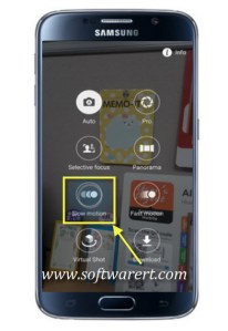 How to Record Slow Motion Videos on Samsung Galaxy S6?