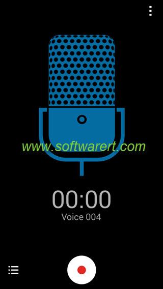 samsung phone voice recorder app