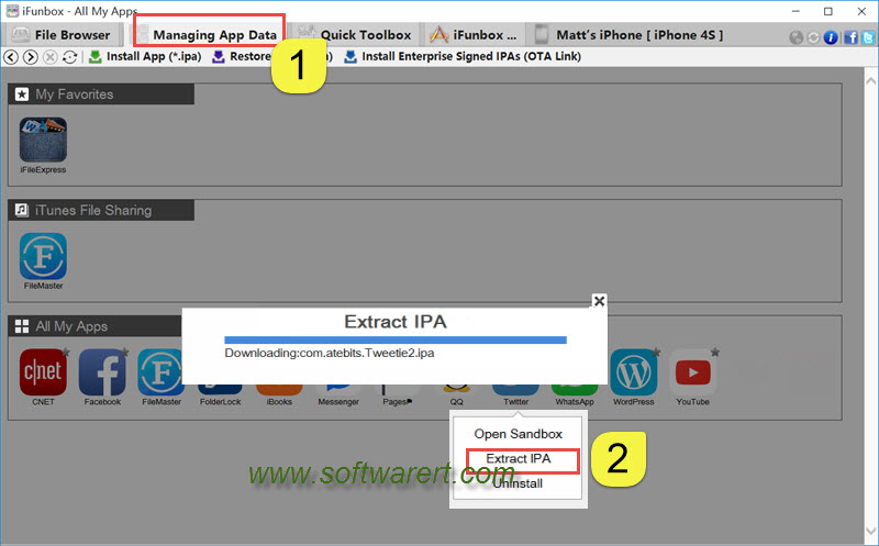 How To Load Ipa On Iphone How to install ipa file in iPhone