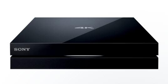 Sony 4K Ultra HD Media Player FMP-X10