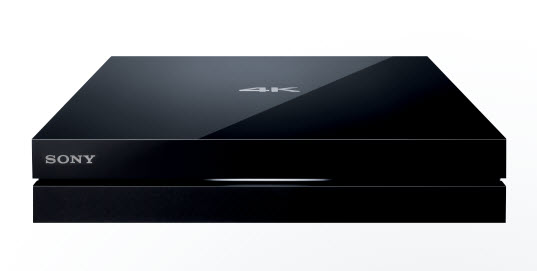 Sony 4K Ultra HD Media Player FMP-X10