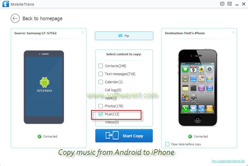 transfer photos from android to iphone how to transfer from android to iphone 19492