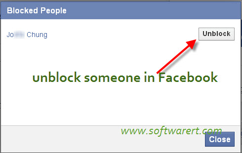 How to Block and Unblock Someone in Facebook Messenger from