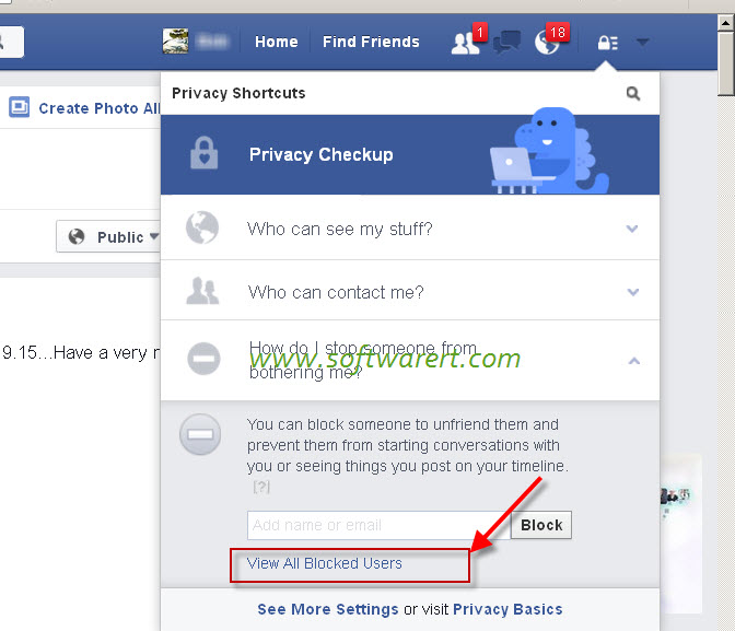 How To Block And Unblock Someone In Facebook Messenger