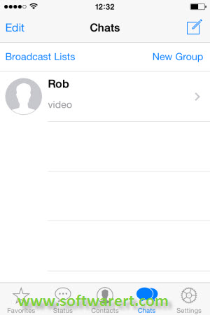 how to find previous messages on iphone