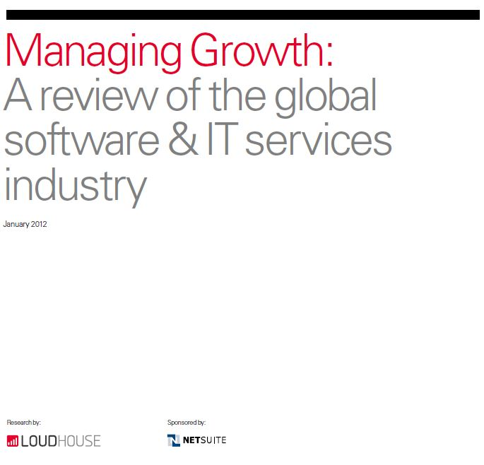Managing Growth: A review of the global software & IT