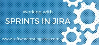 Sprints in JIRA