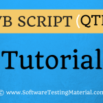 VBScript for Automation (QTP/UFT) Testing