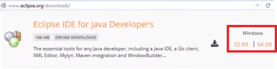 Install Eclipse - Download Eclipse IDE For Java Developers