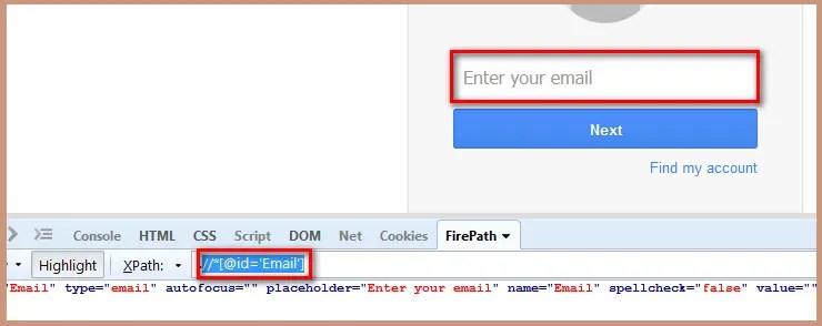 Locate Element By XPath Locator