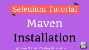 How To Install Maven In Eclipse IDE | Selenium Tutorial