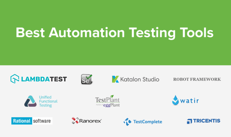 Best Automation Testing Tools for 2019 (Top 10 reviews