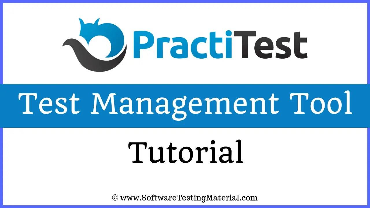 PractiTest Test Management Tool