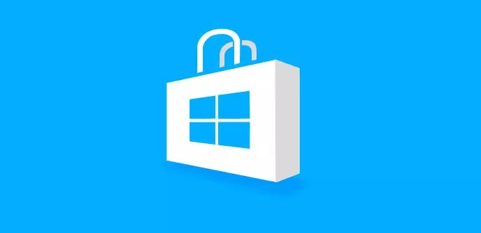 Logotipo de Windows Store