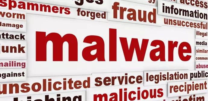 El malware sigue aumentando
