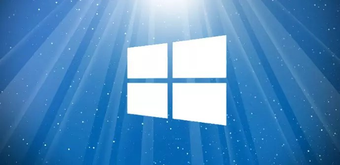 Otro logo de Windows 10