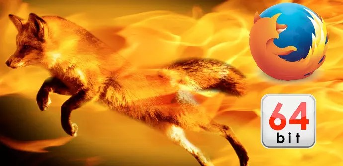 Firefox 64 bits