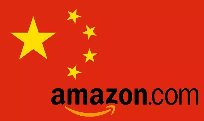 Amazon llega a China
