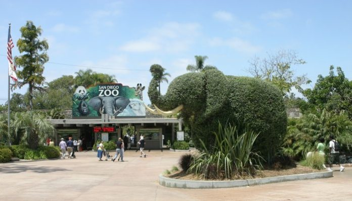 San_Diego_Zoo_entrance_elephant