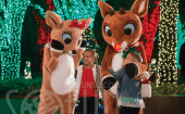 Rudolph and Girls 460x286
