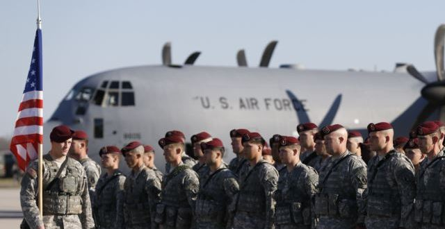 US to Lead Multinational Exercises in Ukraine