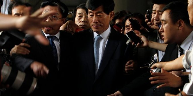 Former South Korean Spy Chief Convicted in Online Campaign Against Liberals