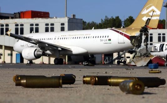 Official: Report of missing planes from Libya untrue