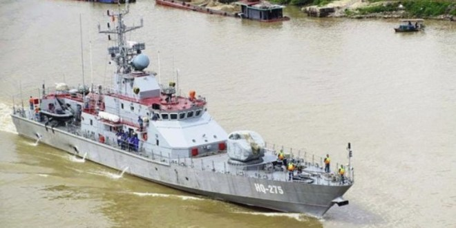 Vietnam reveals fourth TT400TP patrol vessel