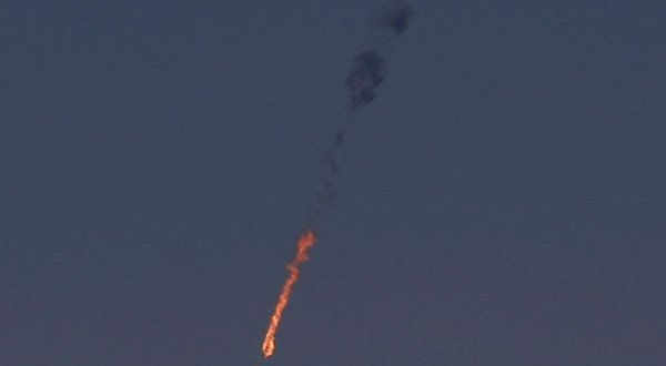 Israel Says It Shot Down Syrian Fighter Jet