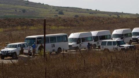 Syria rebels free UN peacekeepers