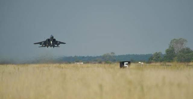 Air Force trying to protect F-15s in Europe