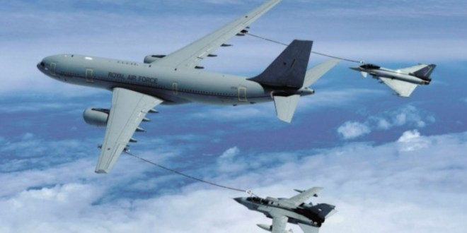 UK Voyagers to gain further refuelling clearances