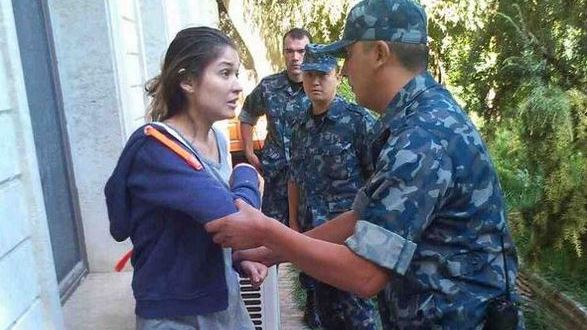Images of an Uzbek First Daughter Under House Arrest