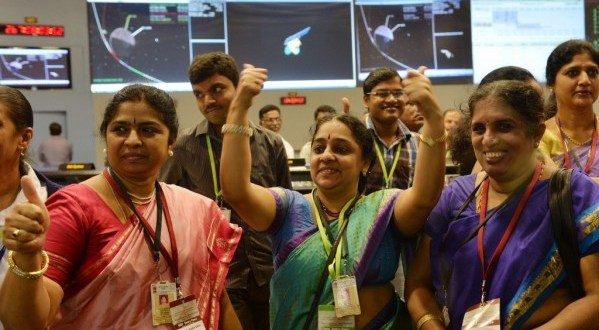 India becomes first Asian nation to reach Mars orbit, joins elite global space club