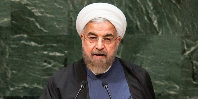 Iranian President: West Should Step Aside in Fight Against ISIS