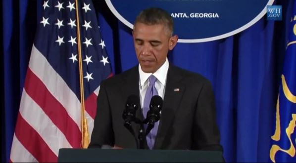 "Obama says world has responsibility to act; Ebola to ""get worse before it gets better"""