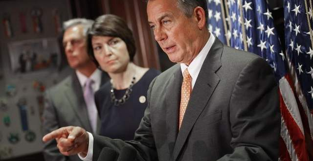 Republican Leaders Want Clear Islamic State Plan from Obama