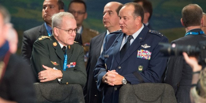 SACEUR: Allies must prepare for Russia 'hybrid war'