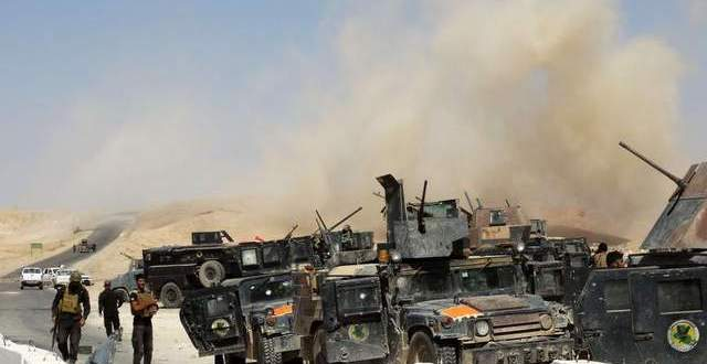 U.S. expands airstrikes into western Iraq
