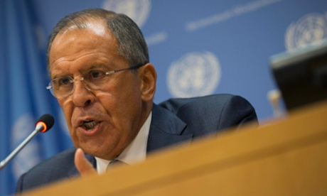 Russia's Sergei Lavrov: the US cannot change the cold war in its 'genetic code'