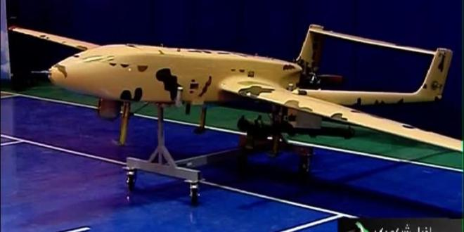 VIDEO: Iran claims to have armed UAS