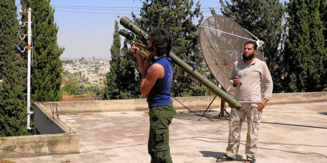 Syria rebels, once hopeful of U.S. weapons, lament lack of firepower