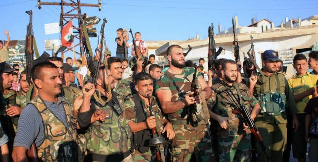 White House steps up pressure on Congress to arm Syria rebels