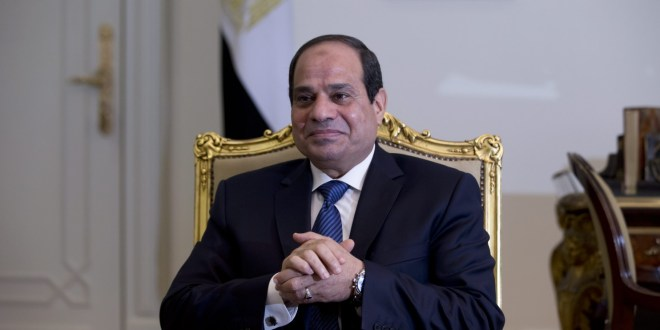 Egypt's leader grants military broad powers to put civilians on trial