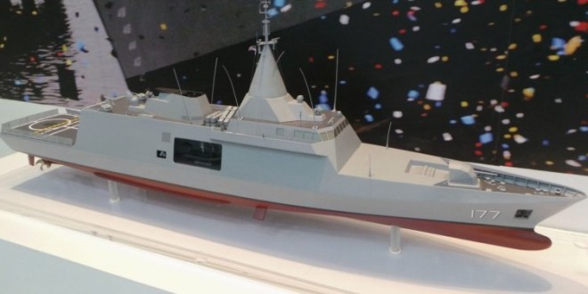 Malaysia targeting 2019 in-service date for littoral combat ship