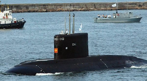 Russian Navy Chief: New Frigate and Two Kilo Attack Subs to Black Sea by End of Year