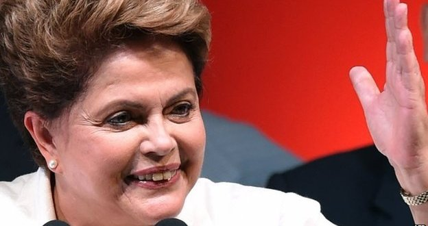 Brazil elections: Dilma Rousseff promises reform after poll win