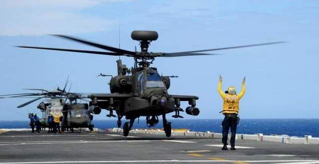 US Army Helos Set for Joint Exercise in Japan