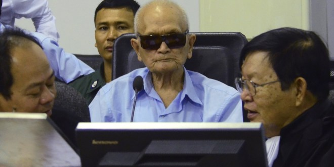 Khmer Rouge Genocide Trial Resumes in Cambodia
